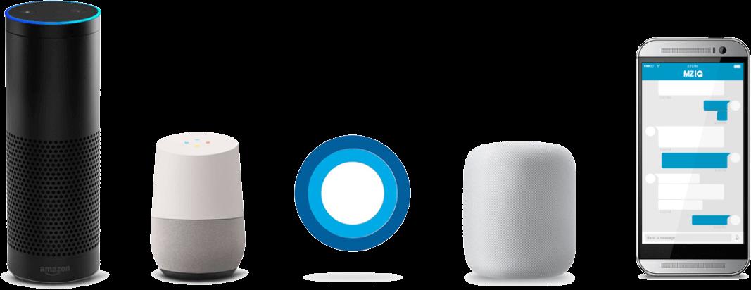 MZiQ Devices